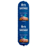 Brit Premium Sausage with Chicken and Lamb - 800g
