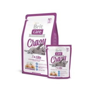 BRIT Care Cat Crazy I´m Kitten 2 kg